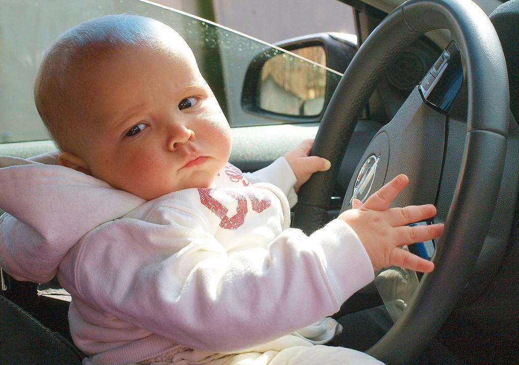 Не отвлекайте водителя разговорами!!!. Пора кататься!