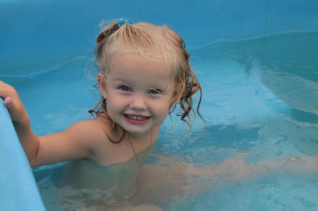 Люблю купаться.. Веселые пузырьки