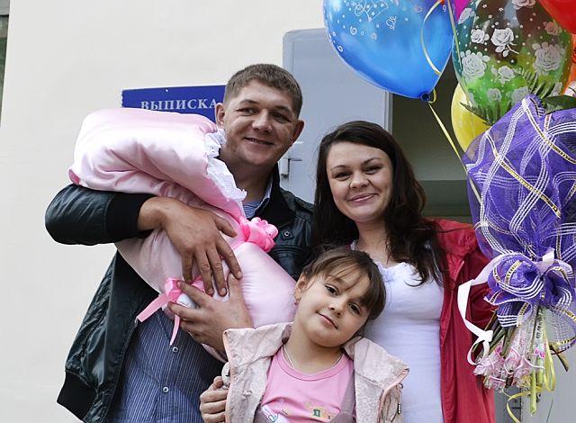 Счасливы вместе!!!. Мама, папа, я - счастливая семья!