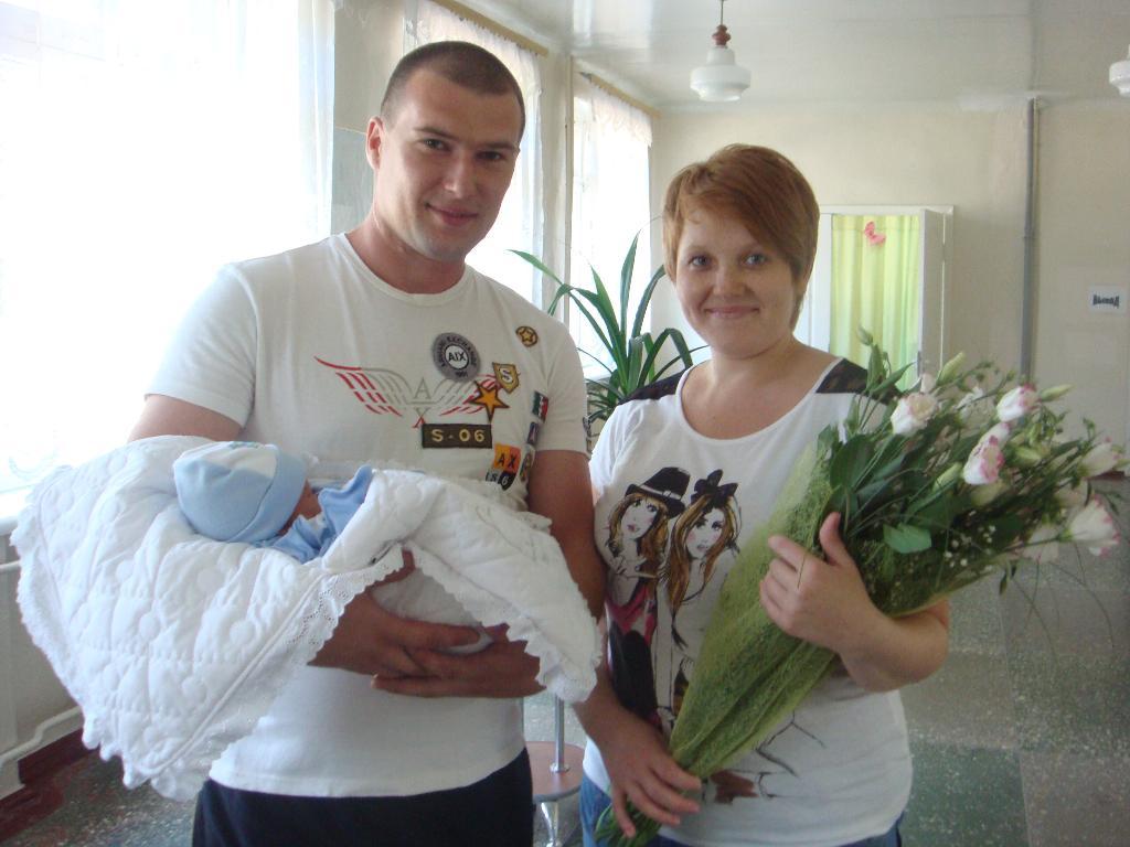Мы едем домой!!!!. Мама, папа, я - счастливая семья!