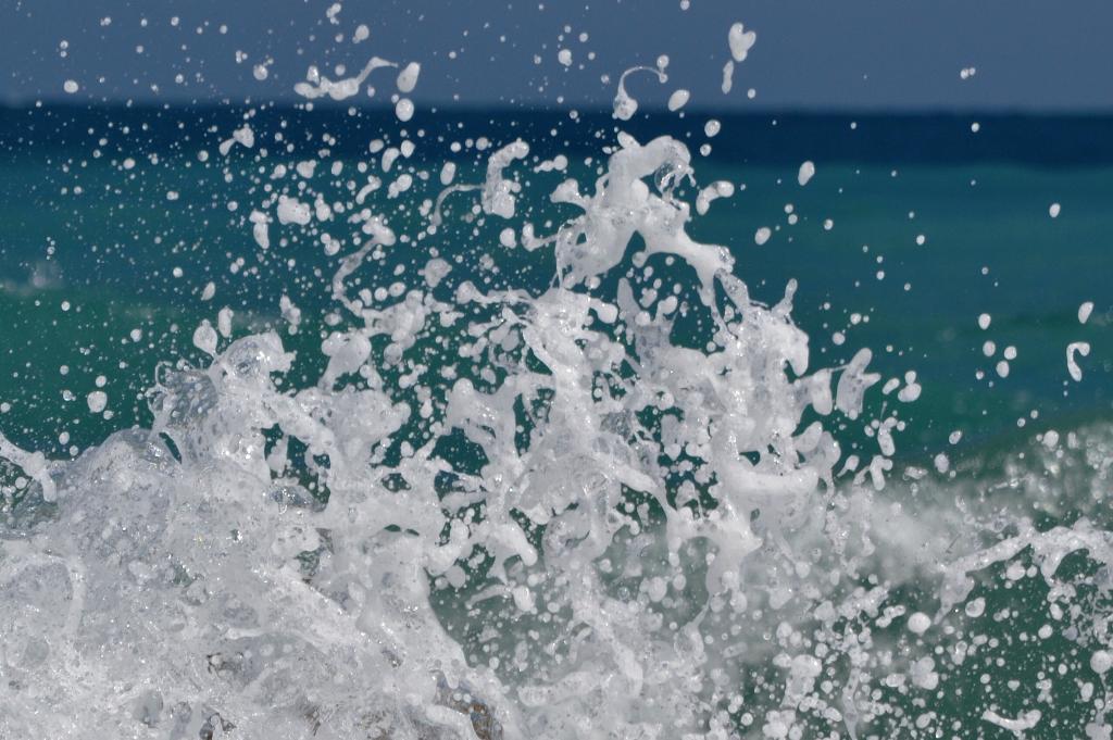 Брызги морского счастья. Блиц: вода