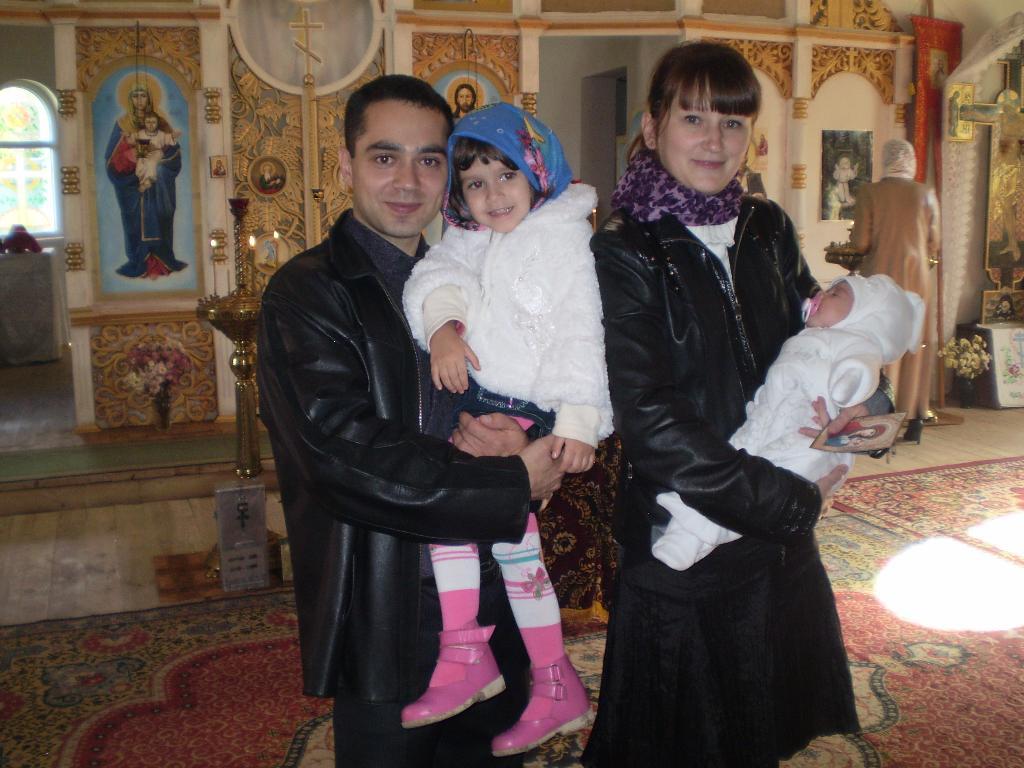 Моя семейка. Мама, папа, я - счастливая семья!