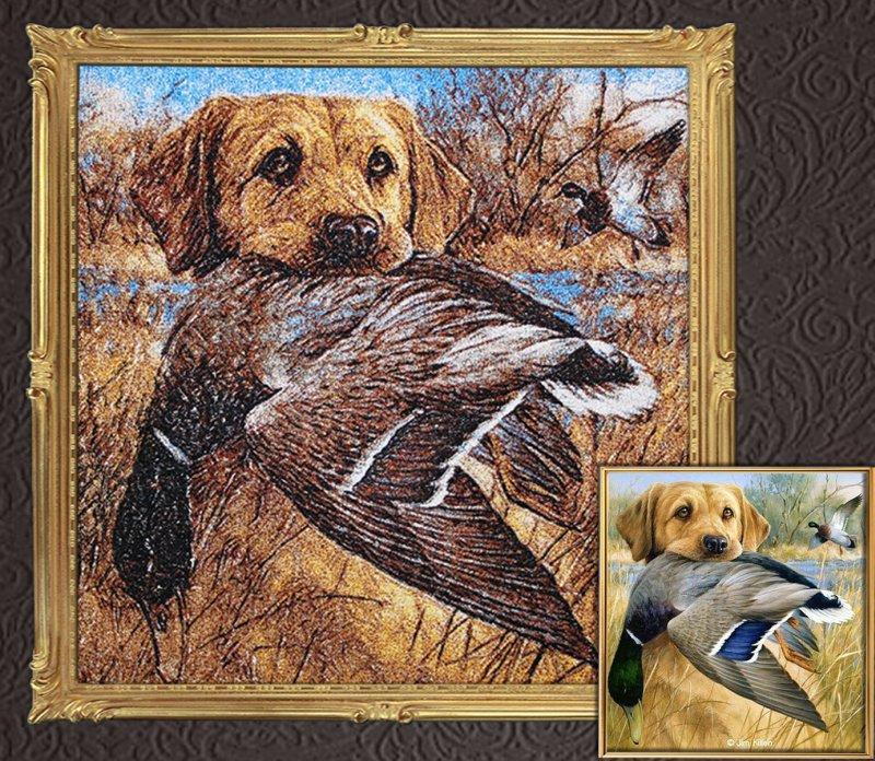 фотостежок или сфумато животные снимке модель