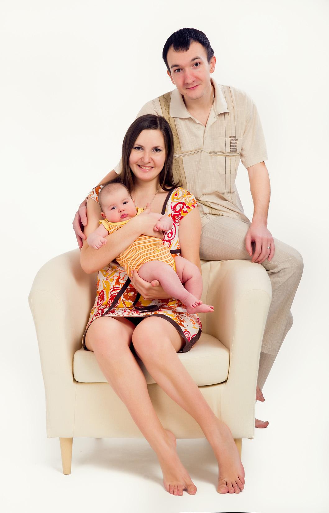 мы вместе!. Мама, папа, я - счастливая семья!
