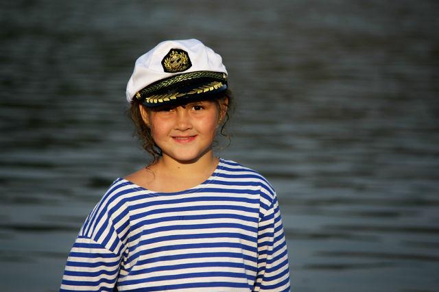 Сибирская Морячка.. Наши дети мечтают о лете!