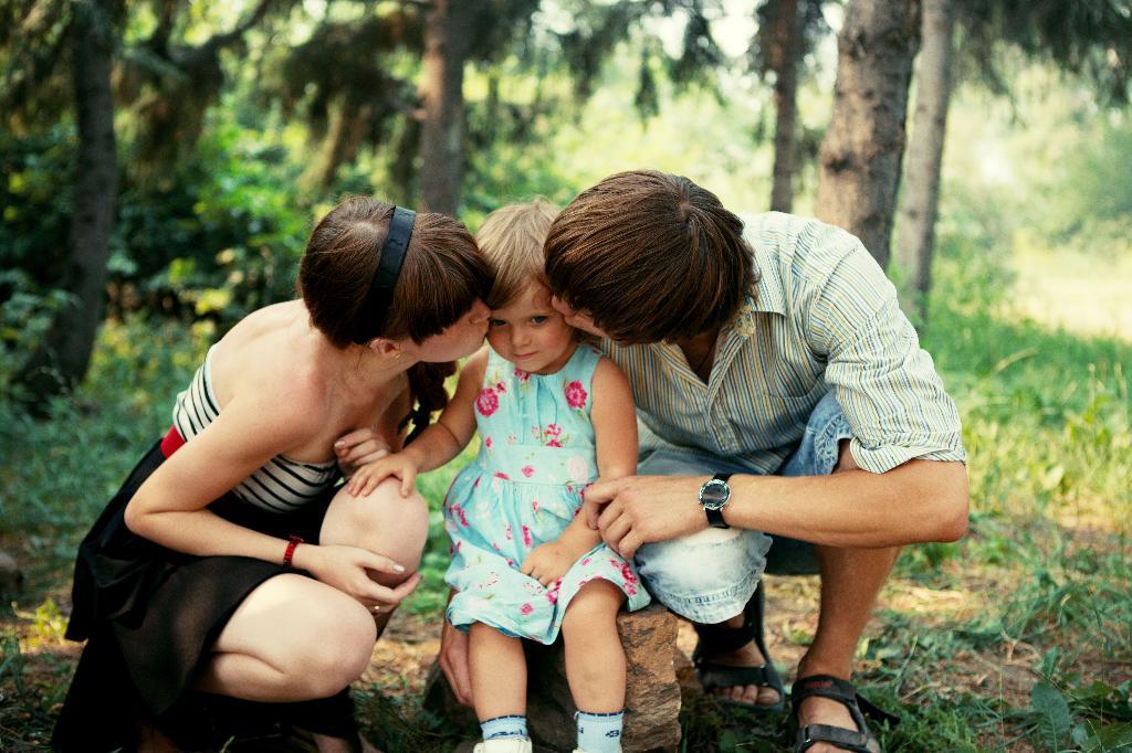 Счастливые моменты вместе). Мама, папа, я - счастливая семья!