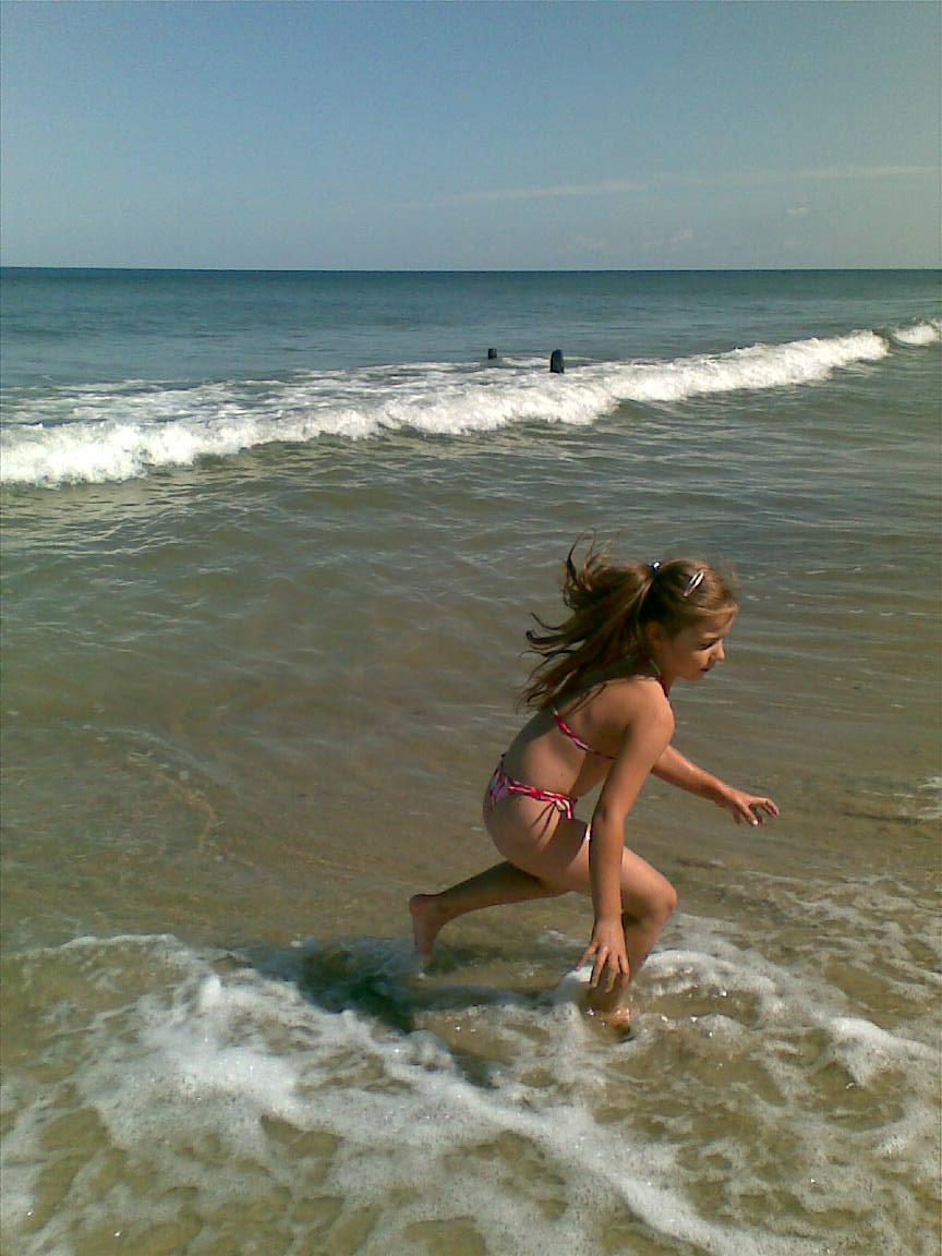 Люблю море!!!. Наши дети мечтают о лете!