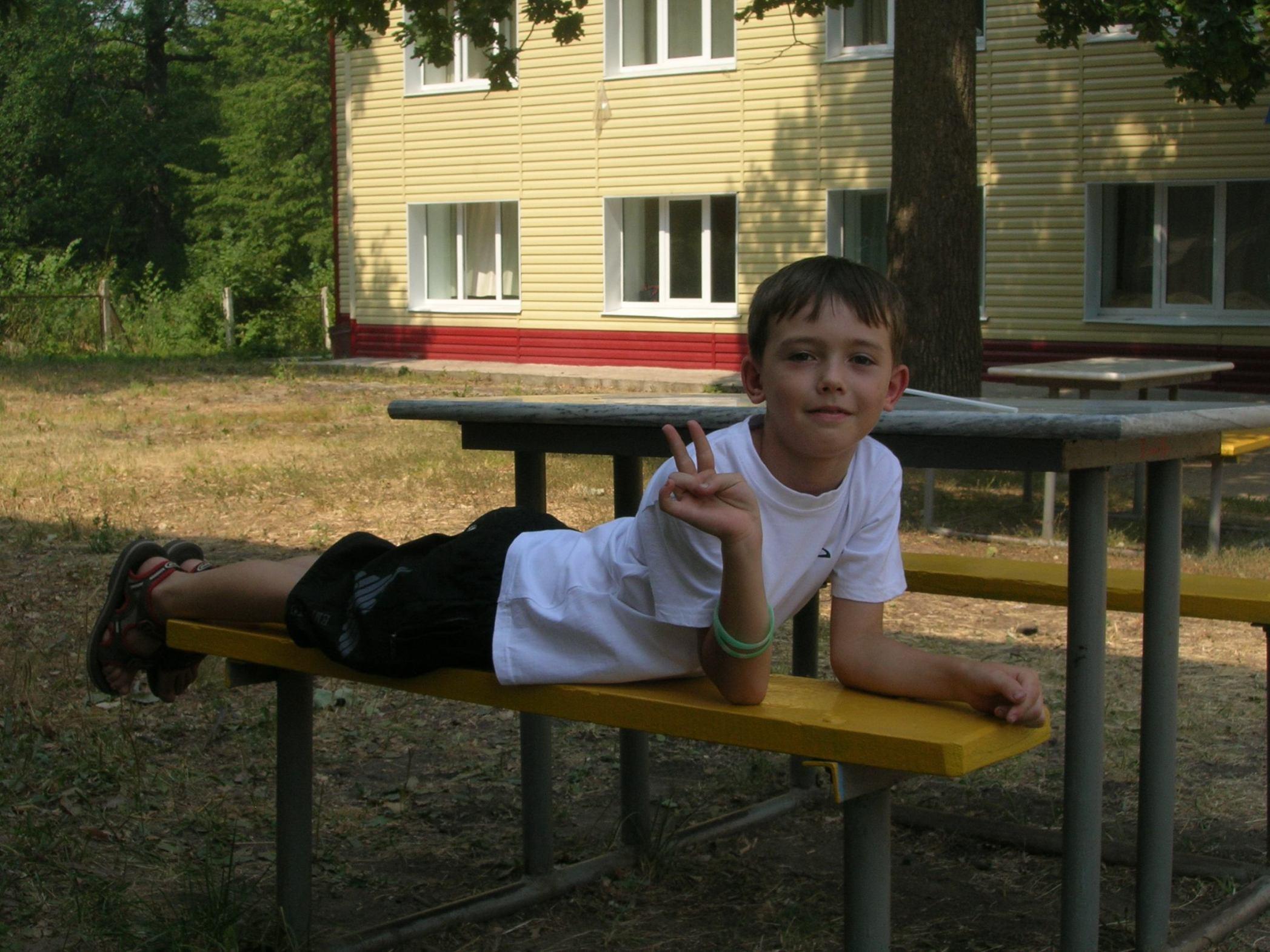 Лагерные дни. Наши дети мечтают о лете!