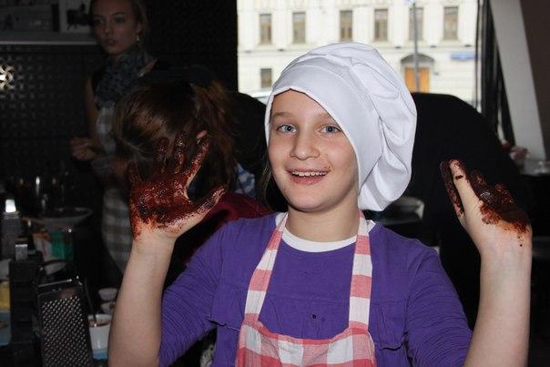 конфеты своими руками. Юные кулинары