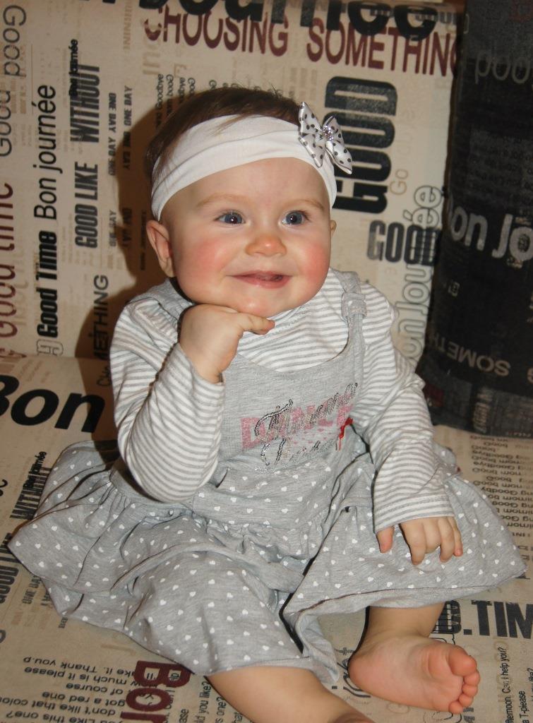 Маленькая леди. Маленькая модница