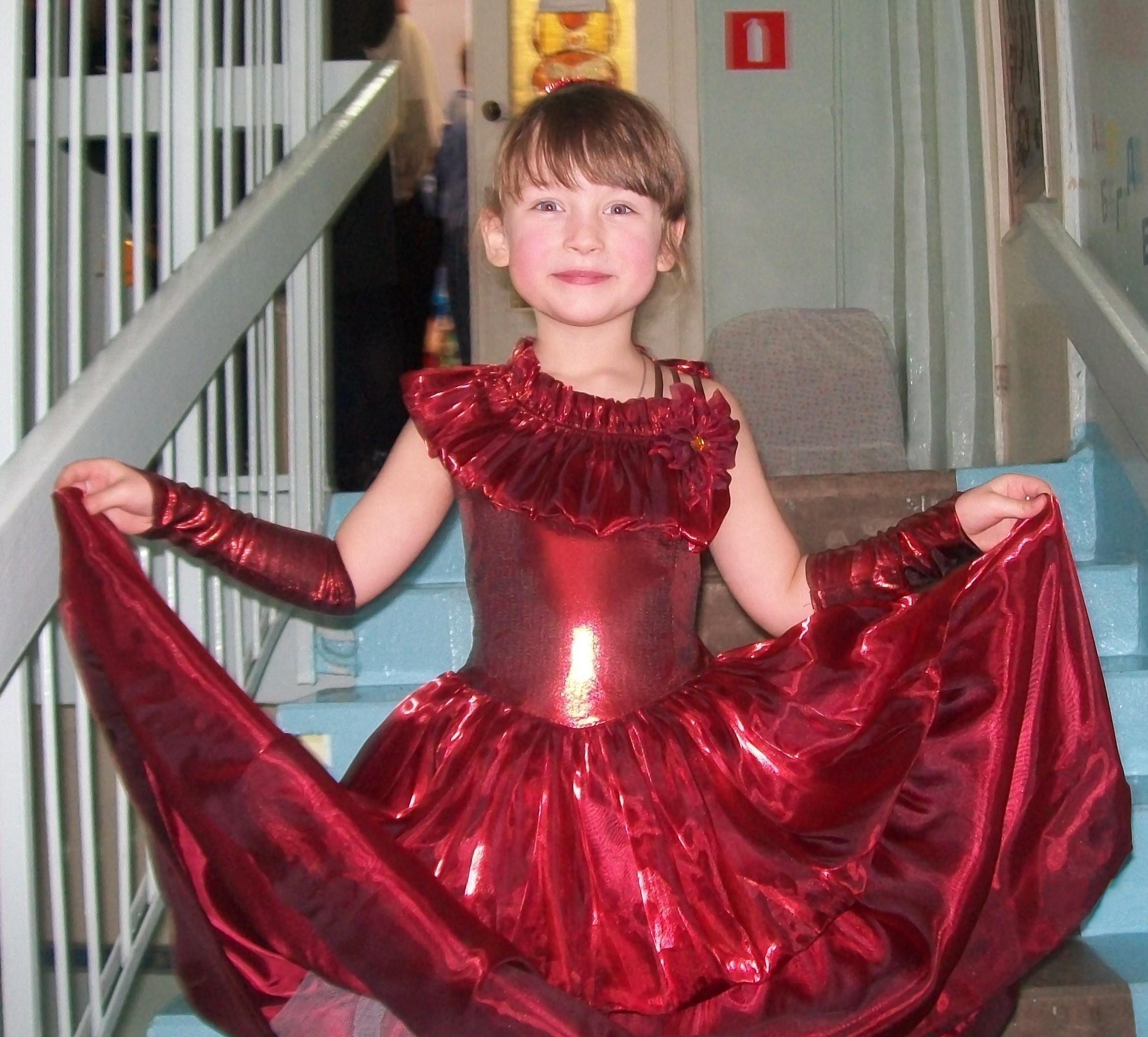 Принцесса!. Маленькая модница