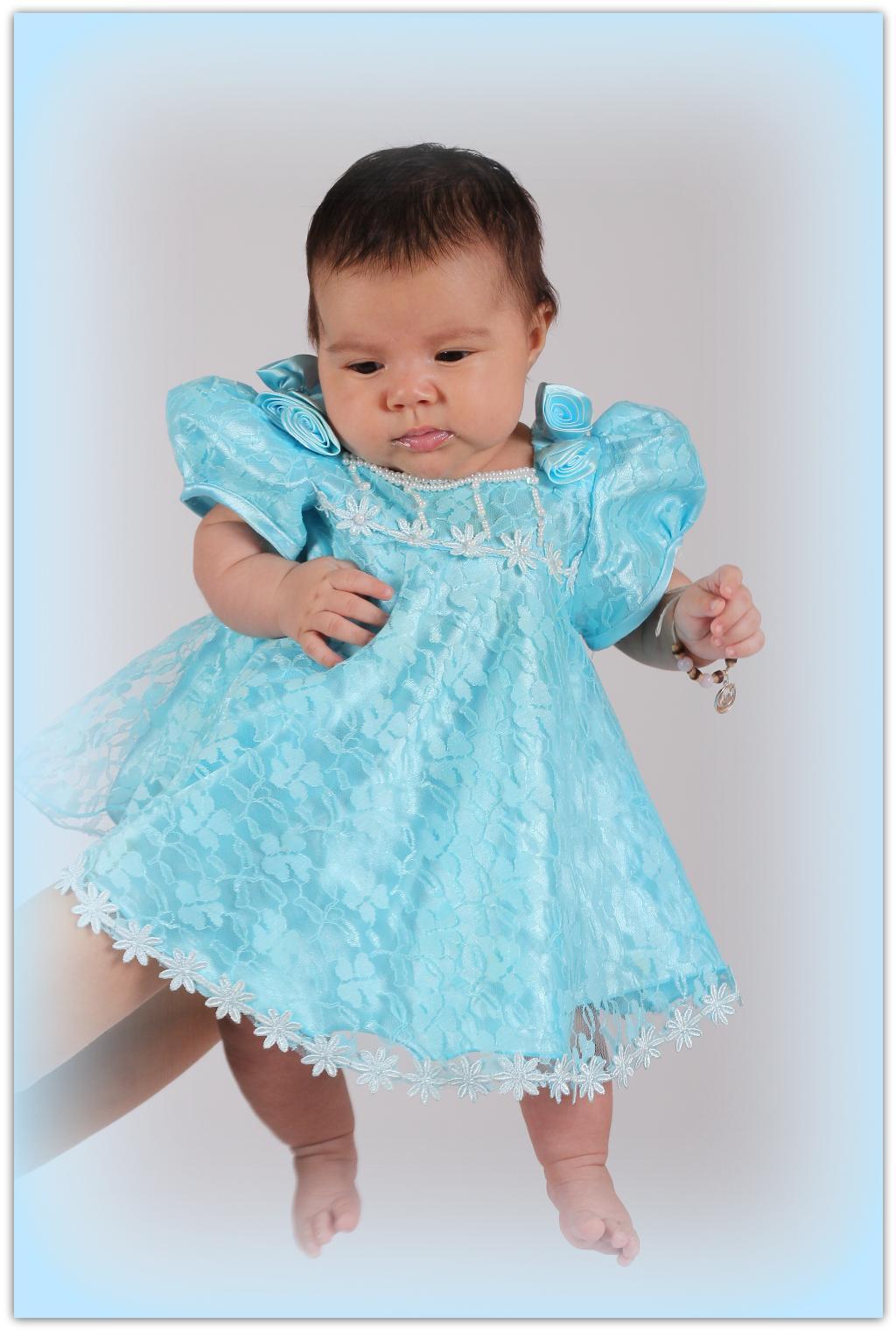маленькая принцесса. Маленькая модница