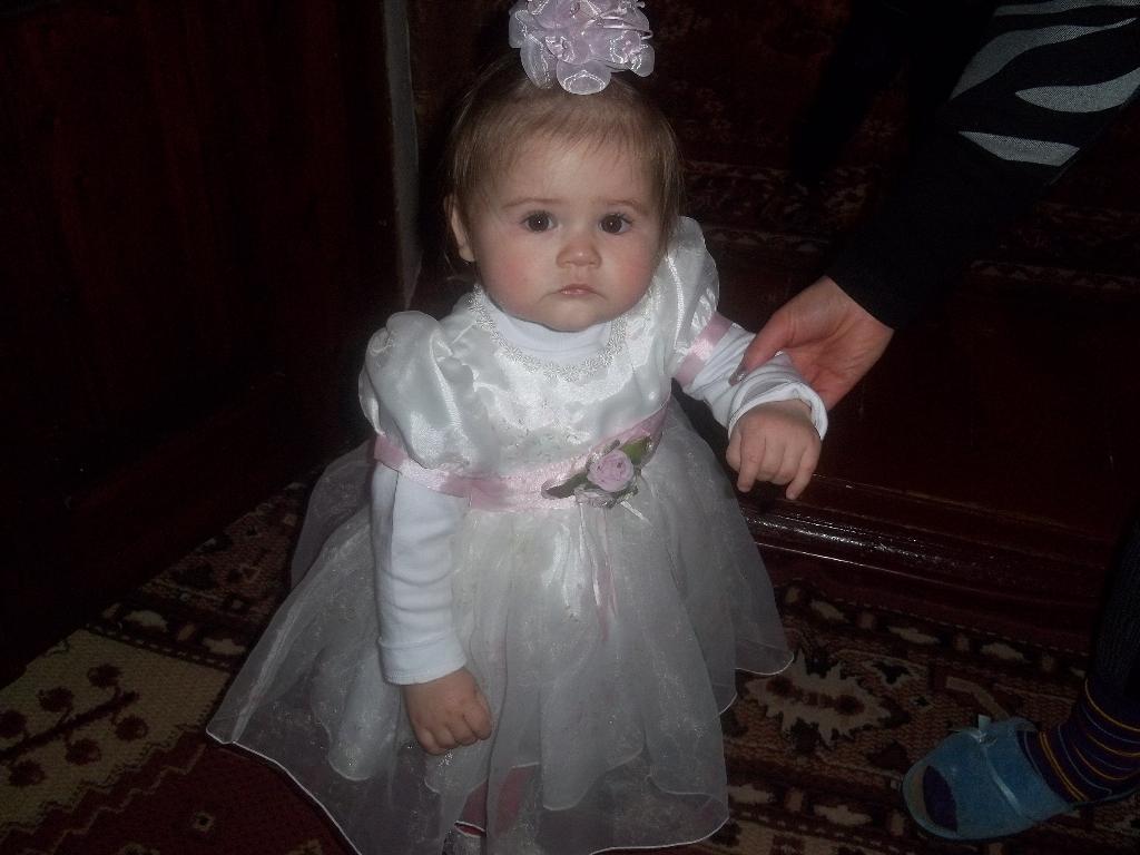 маленькая принцеса. Маленькая модница