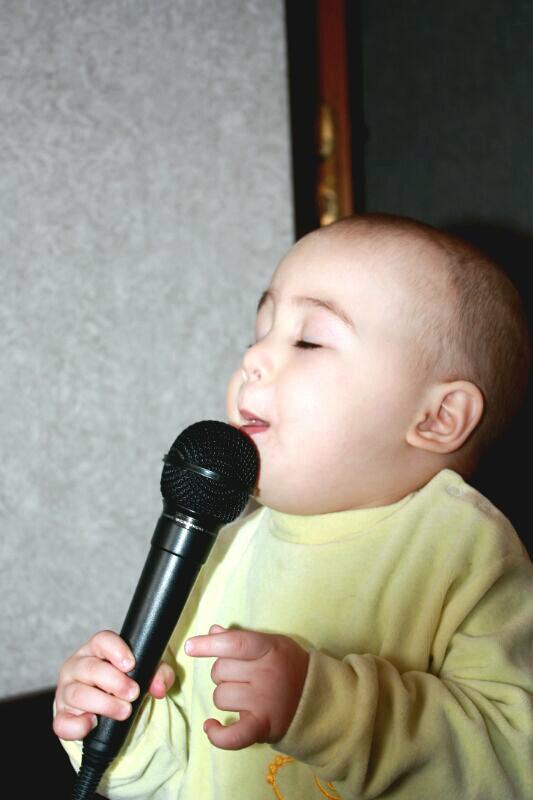 с песней весело шагать.... Мы ищем таланты!