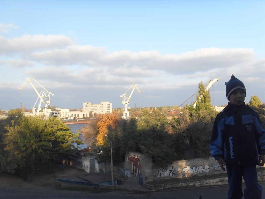 Николаев - город корабелов. Город моей мечты