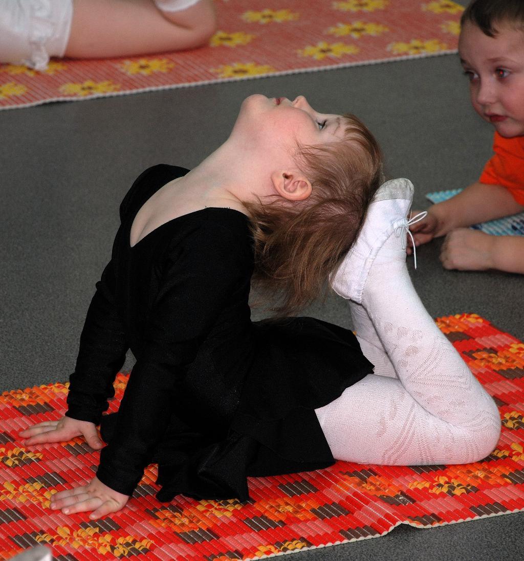 Гимнастка. Мы ищем таланты!