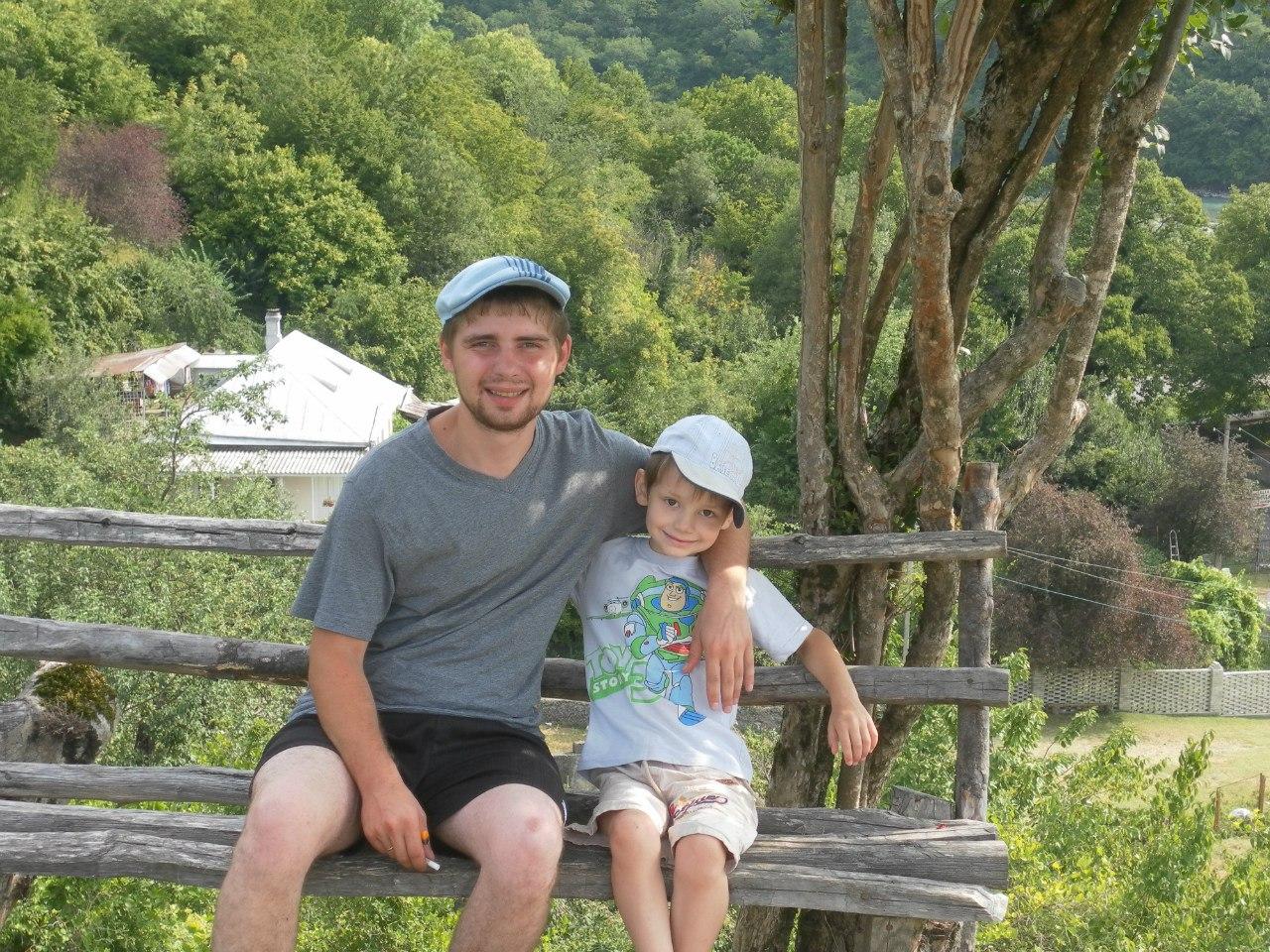 Абхазия. Город моей мечты