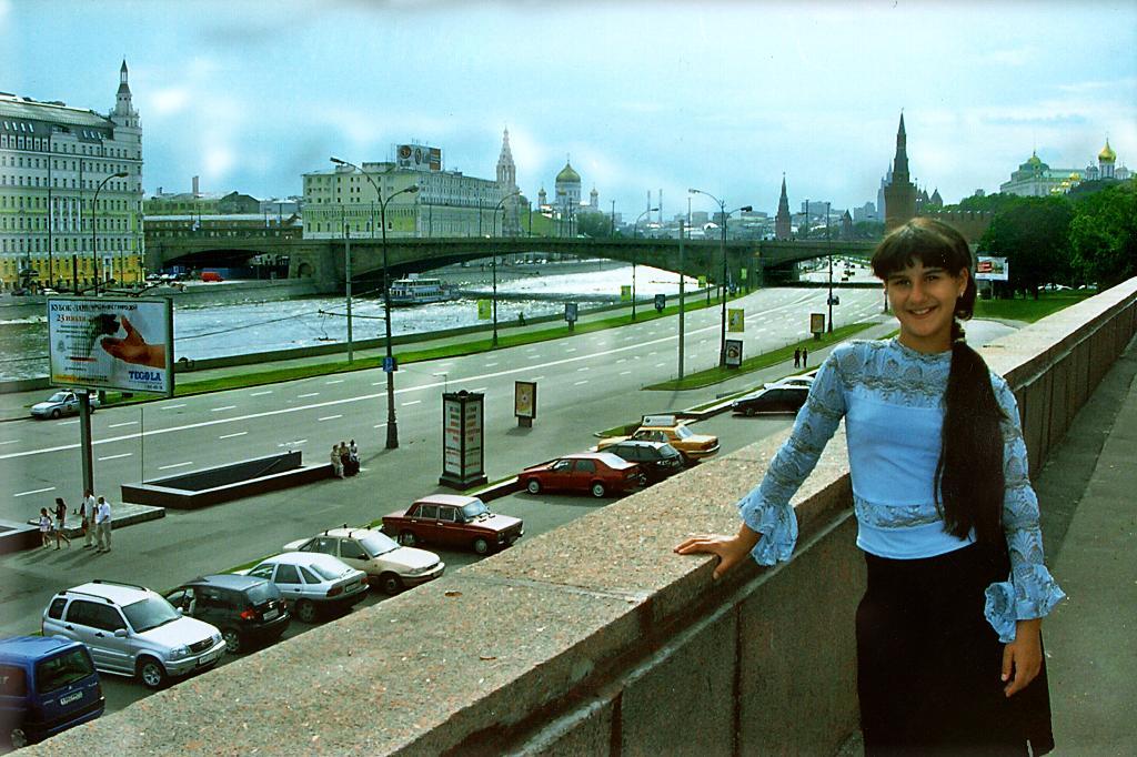 Люблю тебя, Москва!. Город моей мечты
