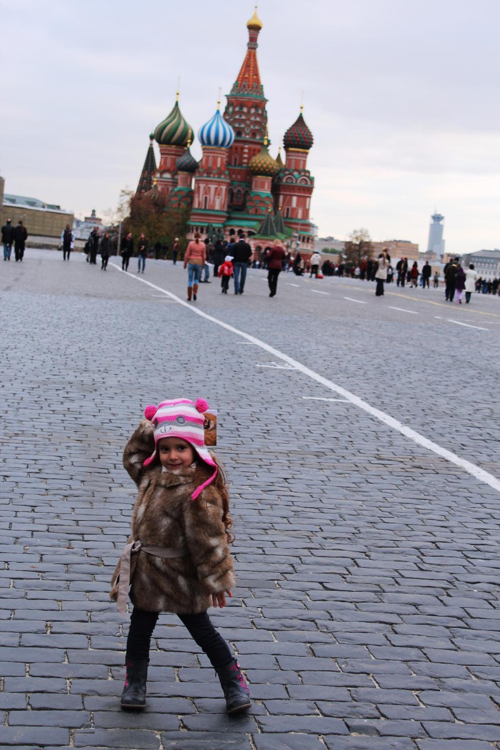моя Москва!. Город моей мечты