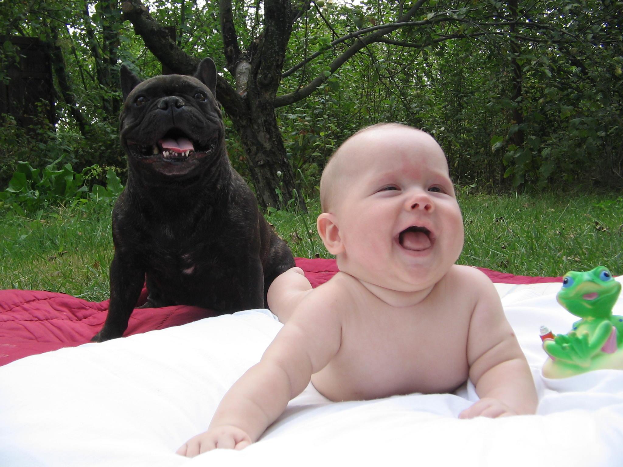 ну и кто улыбается шире?!. От улыбки хмурый день светлей!