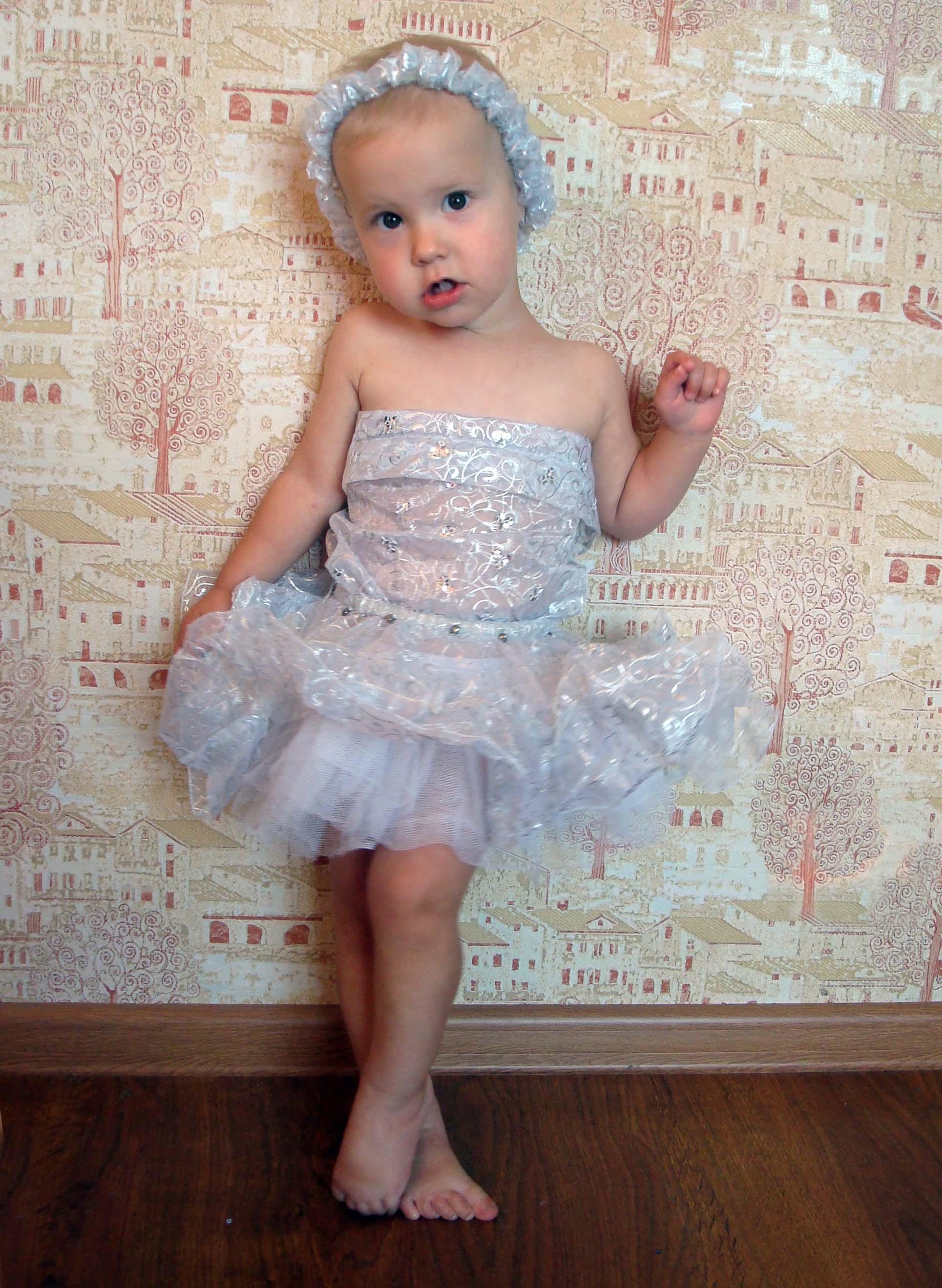 Маленькая балеринка. Маленькая модница