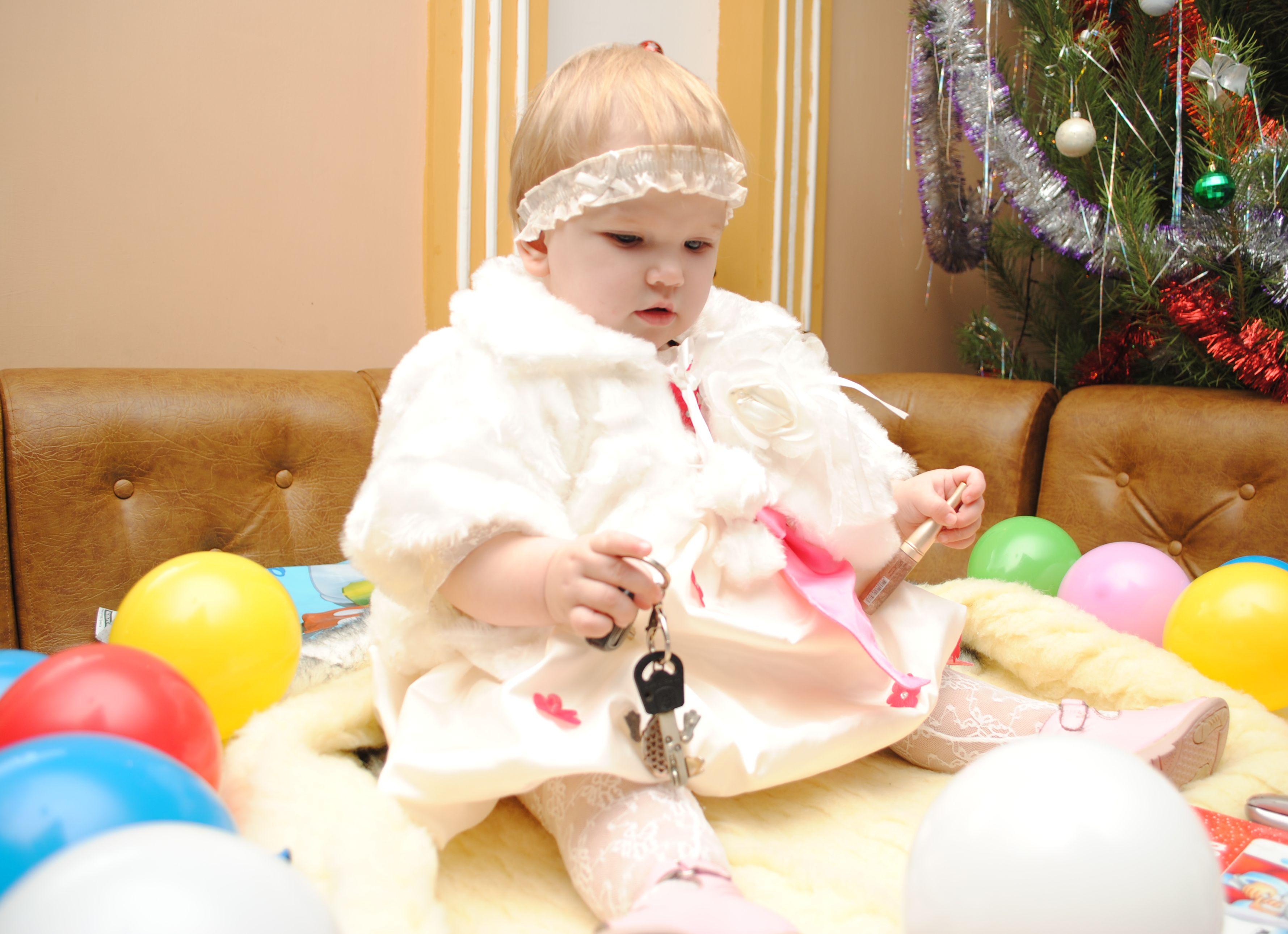 Наша доченька Настасья!!!. Шикарная прическа