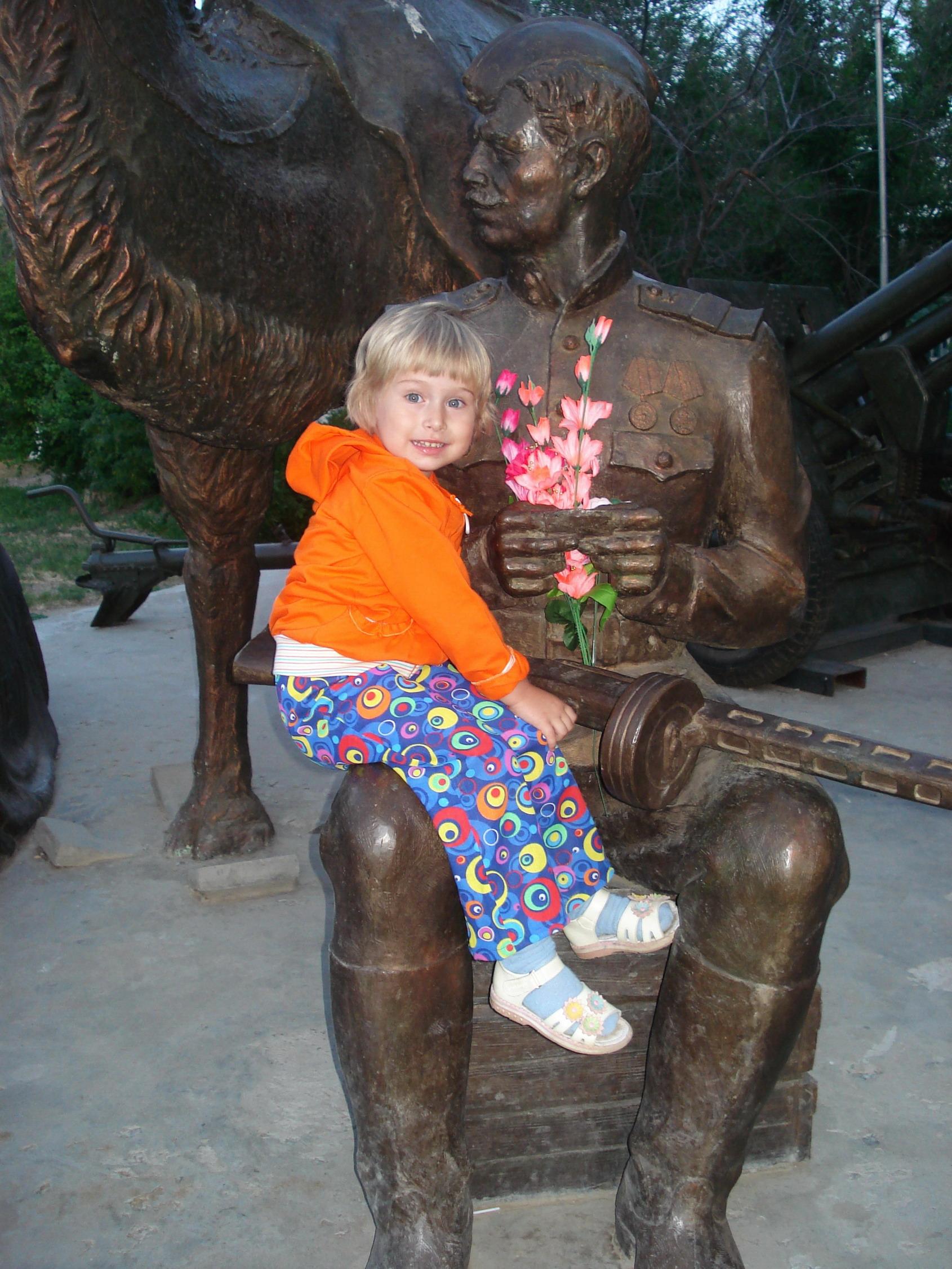 В Ахтубинске.Памятник верблюдам. Город моей мечты