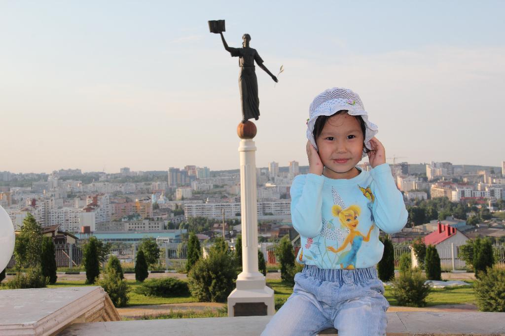 Ульяша и Белгород - город мечты... Город моей мечты