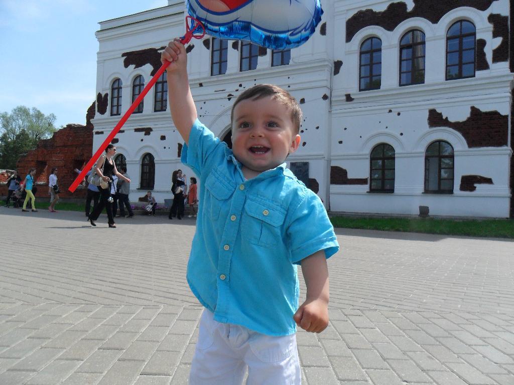 Беларусь, Брест. Город моей мечты