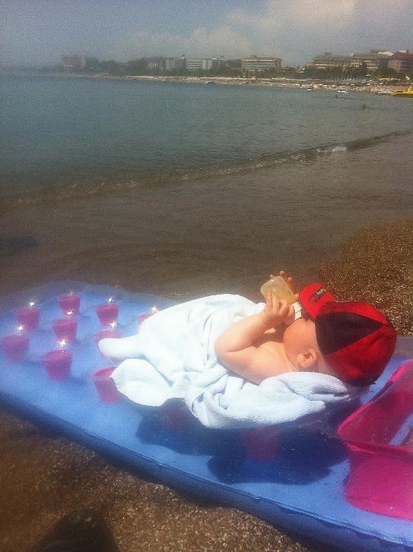Эх.. Девчонок бы в купальниках для полного счастья. Город моей мечты