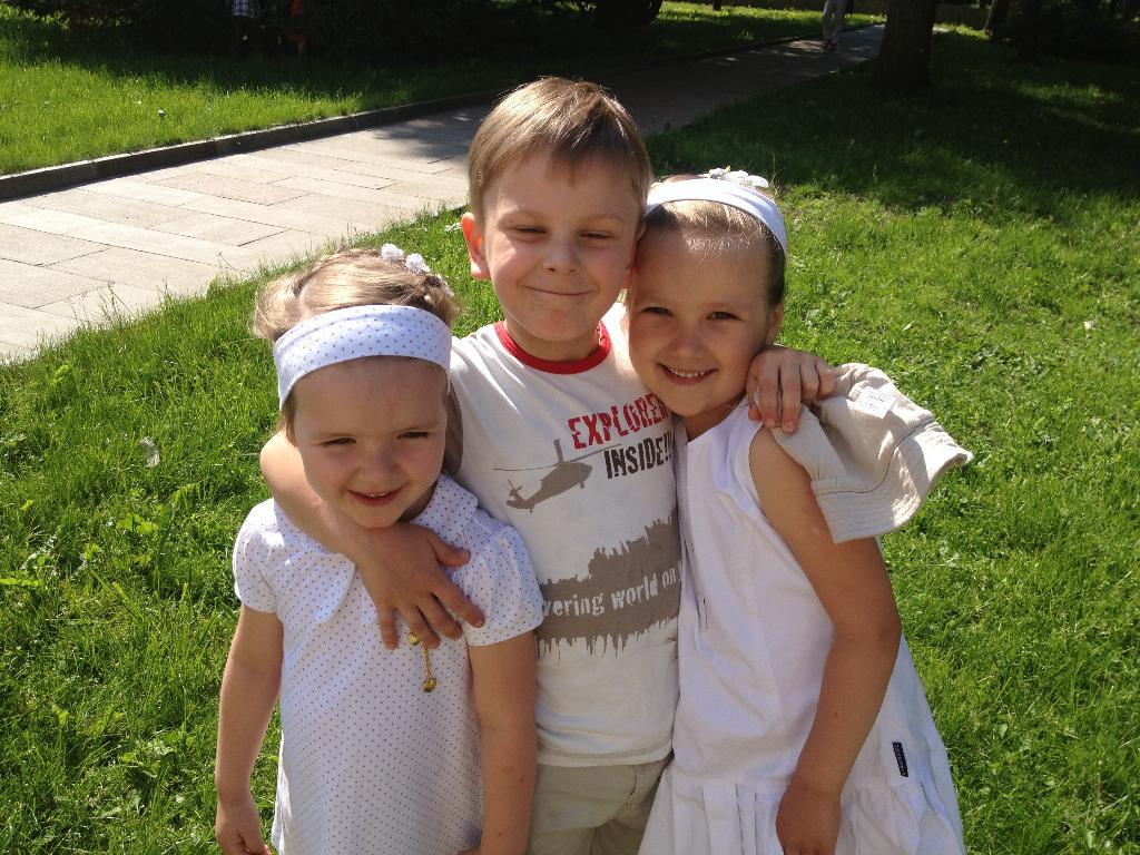 Летняя пора - Макс, сестра и я. Настоящие друзья