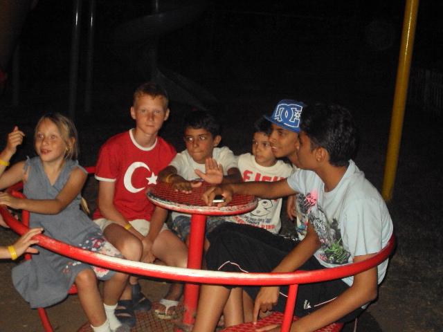 Русско-немецко-турецкая дружба!. Настоящие друзья
