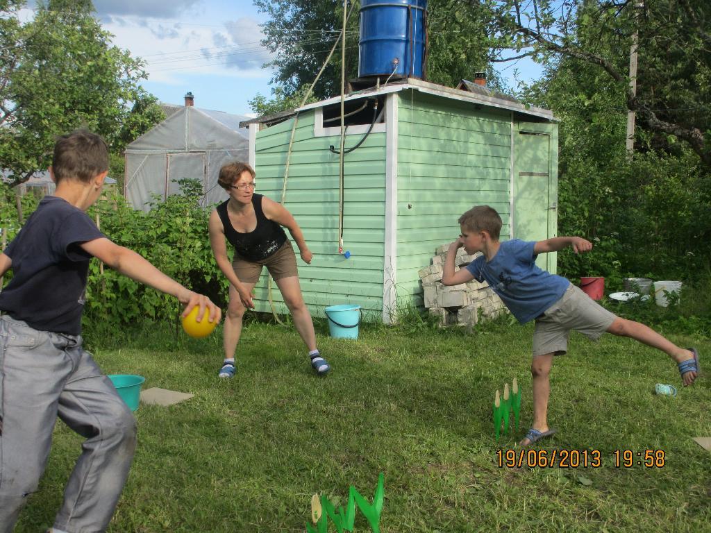 Спортивные состязания!. Побегаем-попрыгаем