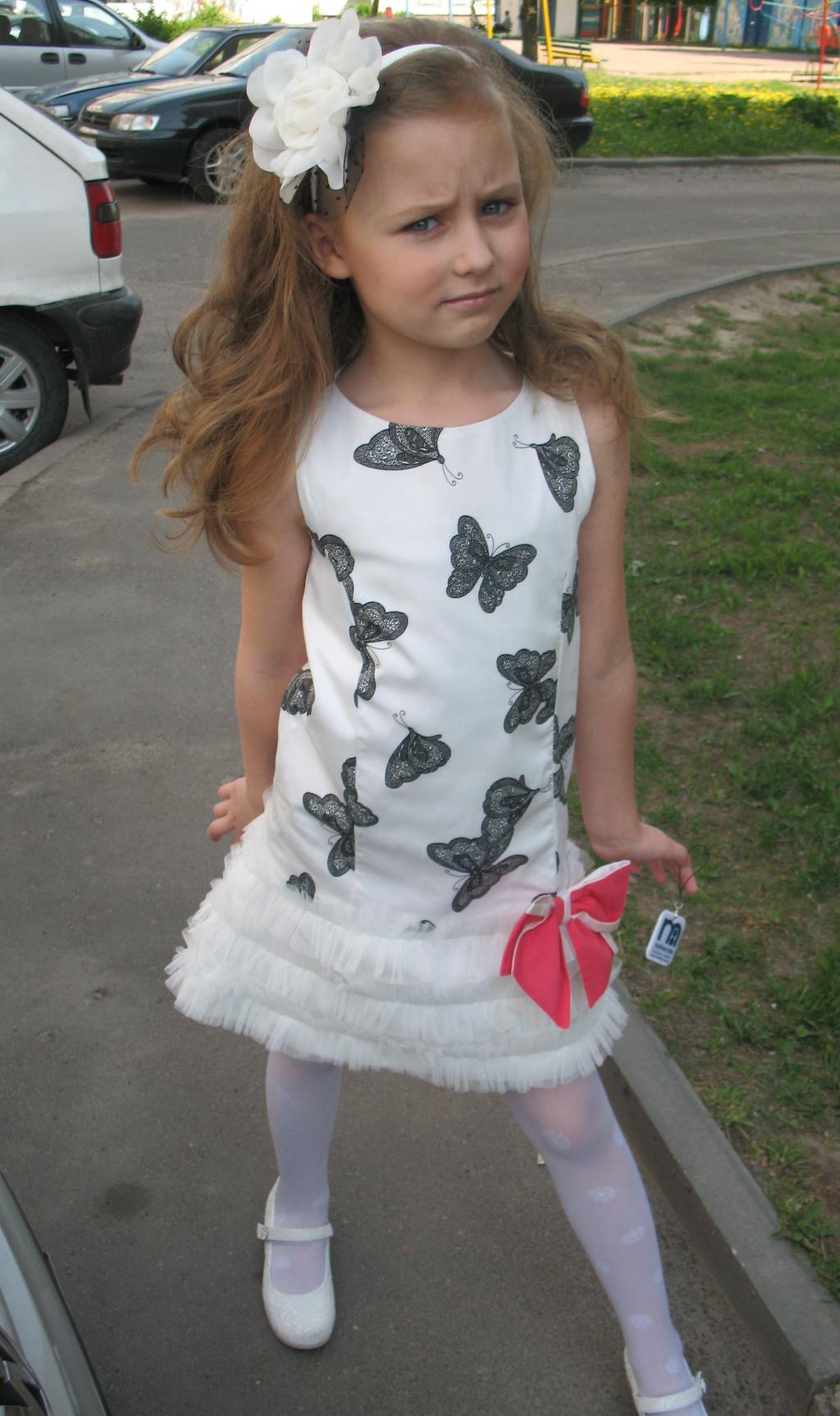 Дарья-очаровашка!!! )). Маленькая модница