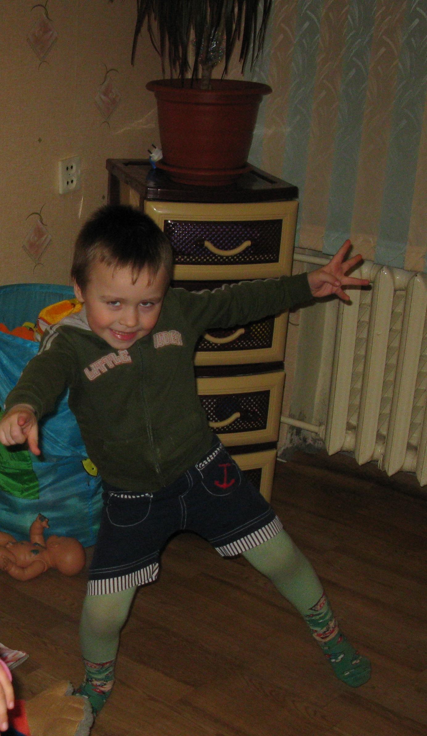 Танцуй пока молодой мальчик!. Мы ищем таланты!