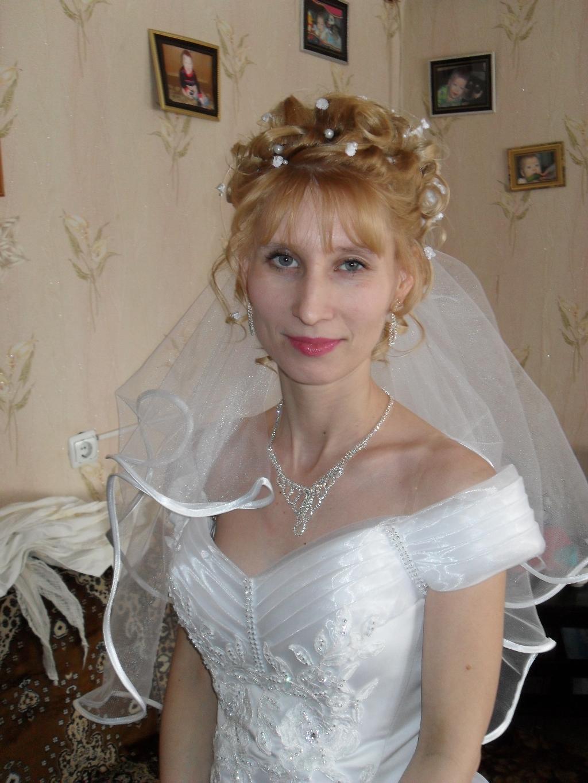 Я невеста. Шикарная прическа