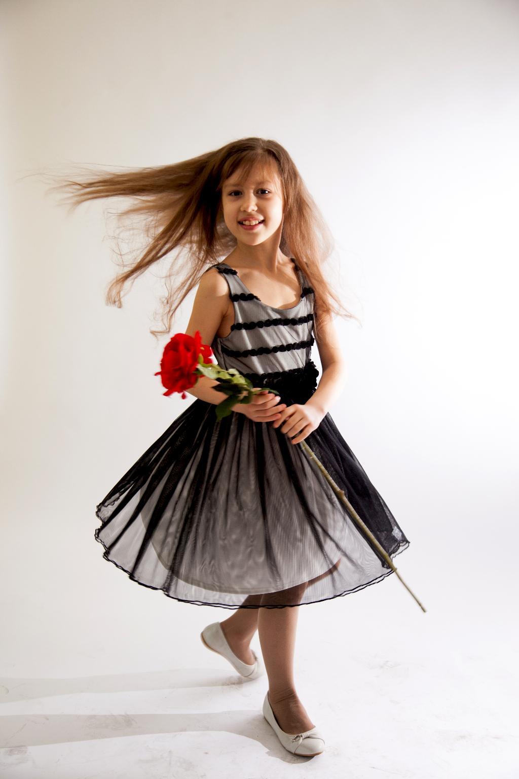 Наталья . Маленькая модница