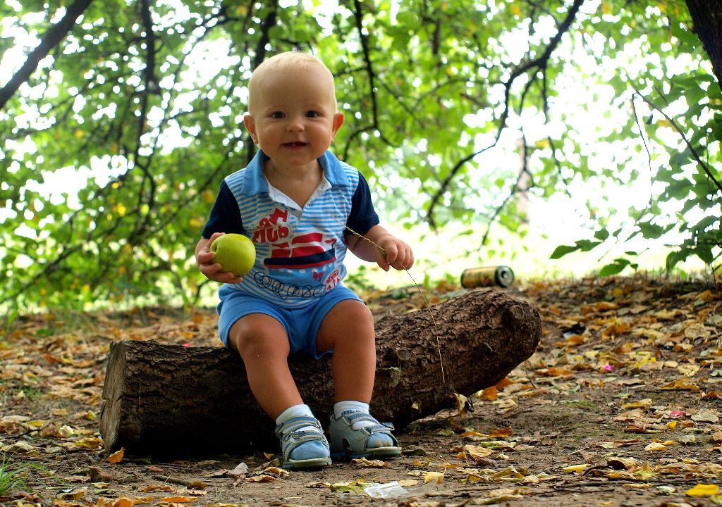 Яблочная душа. Дары лета