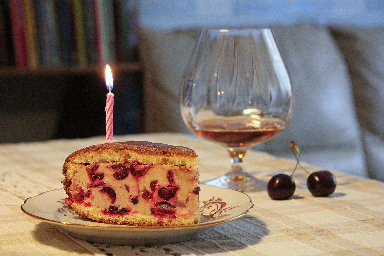 Вишня и коньяк. Кулинария: торты и пирожные