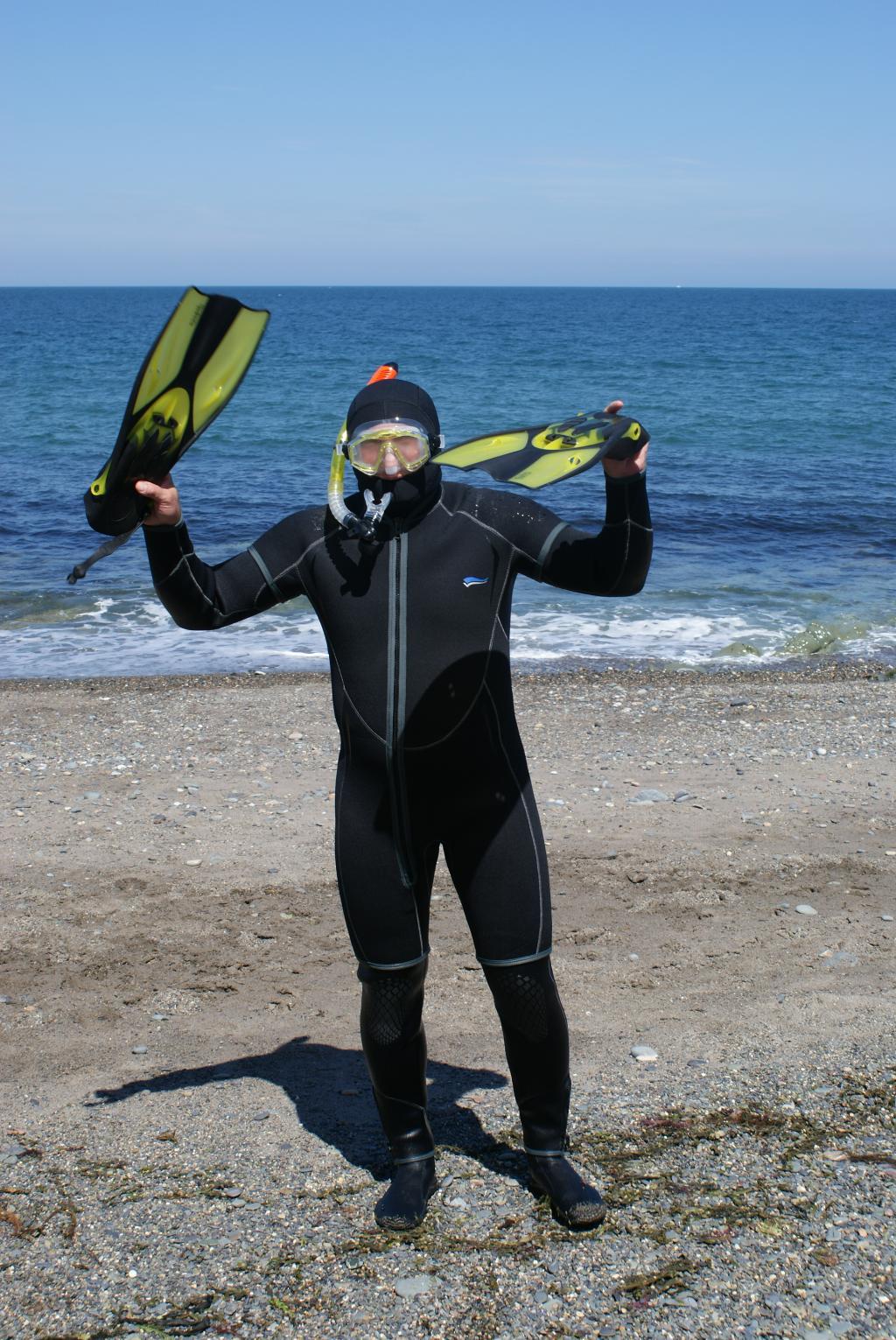К заплыву готов!. По морям, по волнам...
