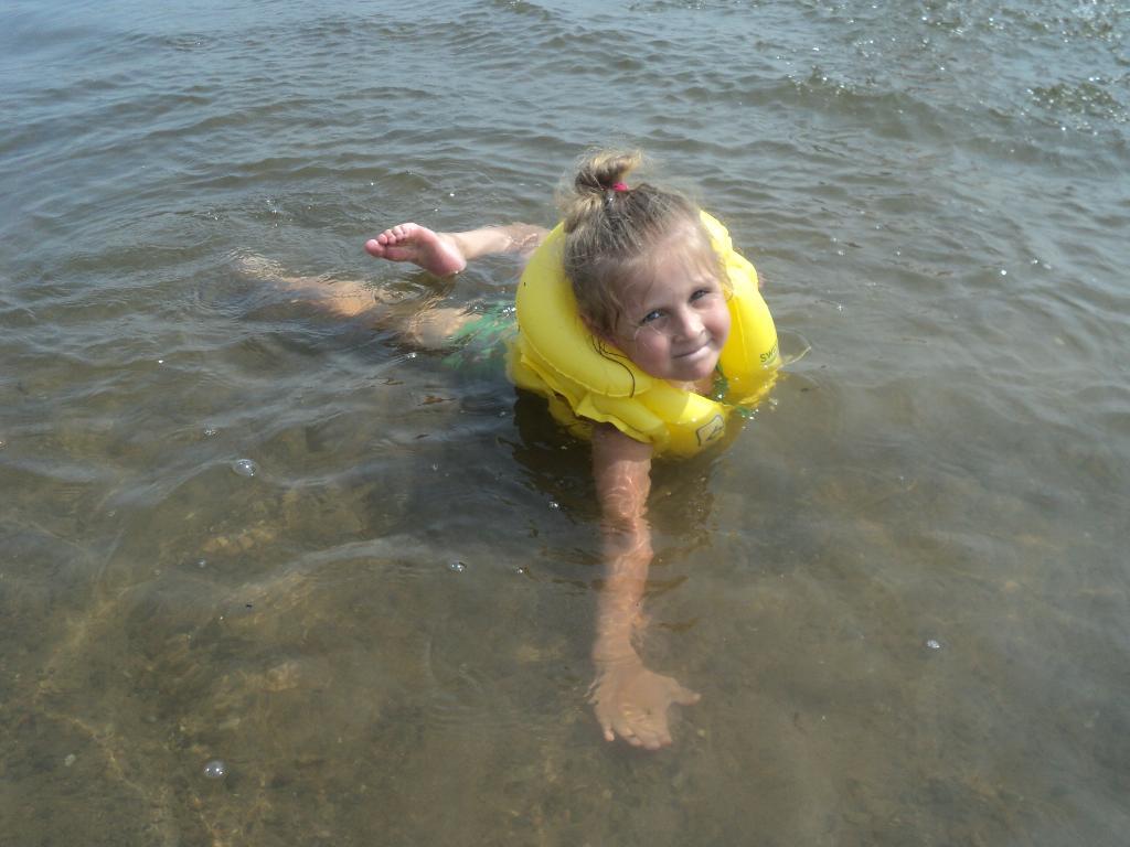 Озера Хакасии. По морям, по волнам...