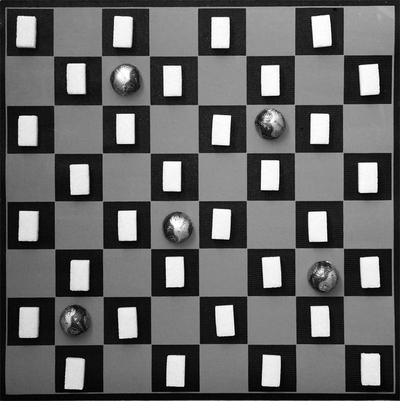 Партия к чаю )). Блиц: клетки и квадраты