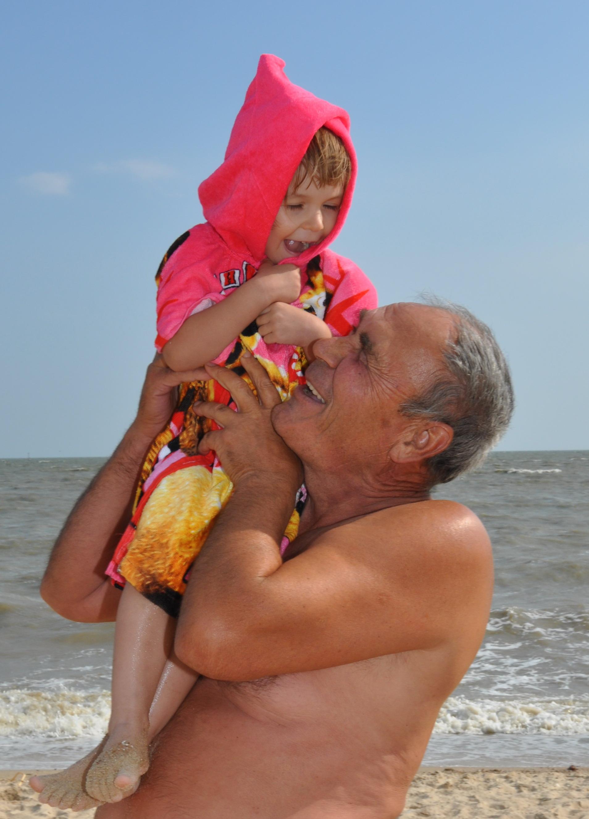 Счастливы вместе. По морям, по волнам...