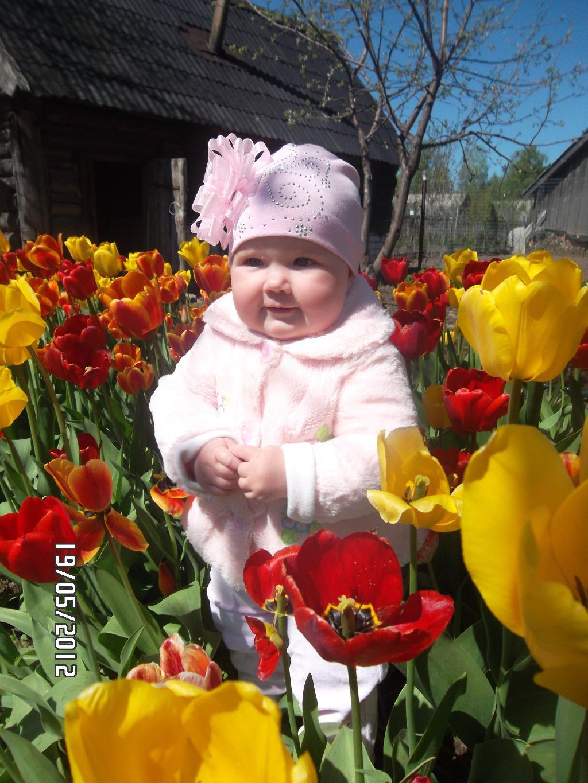 от улыбки распускаются цветы. От улыбки хмурый день светлей!