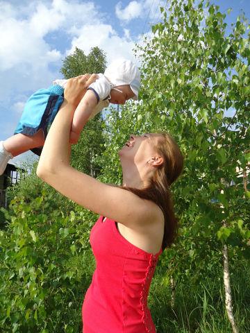 Я и мое счастье - сыночек Сашенька!!!. От улыбки хмурый день светлей!