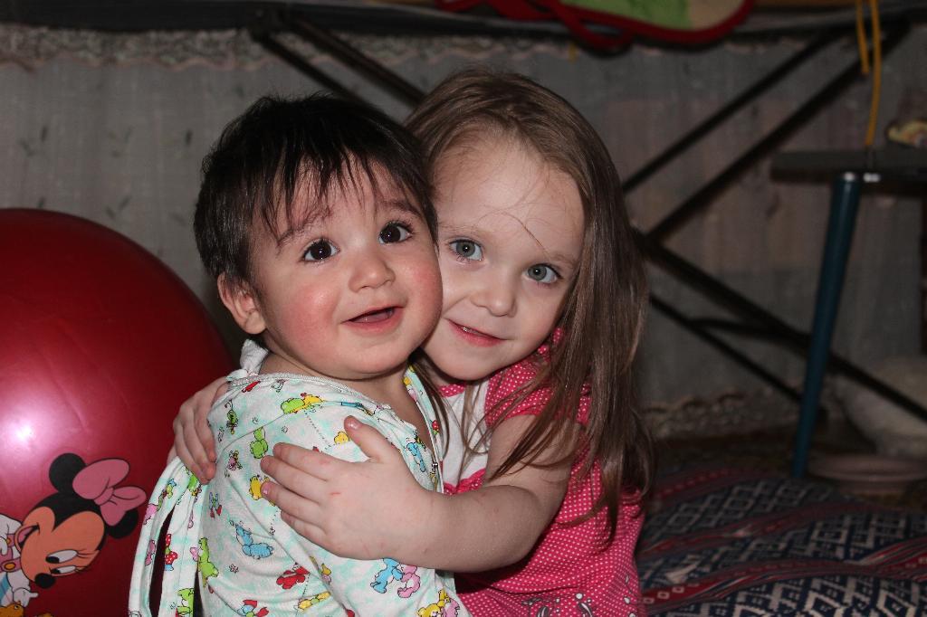 Малик и Маша!. Настоящие друзья
