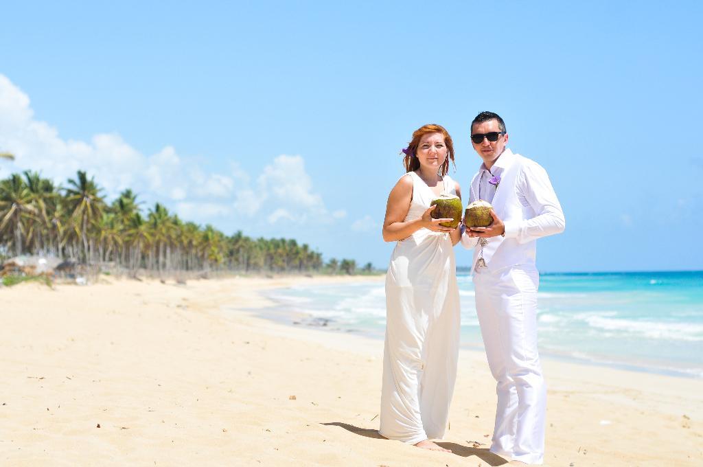 Любовь и кокосы. Дары лета