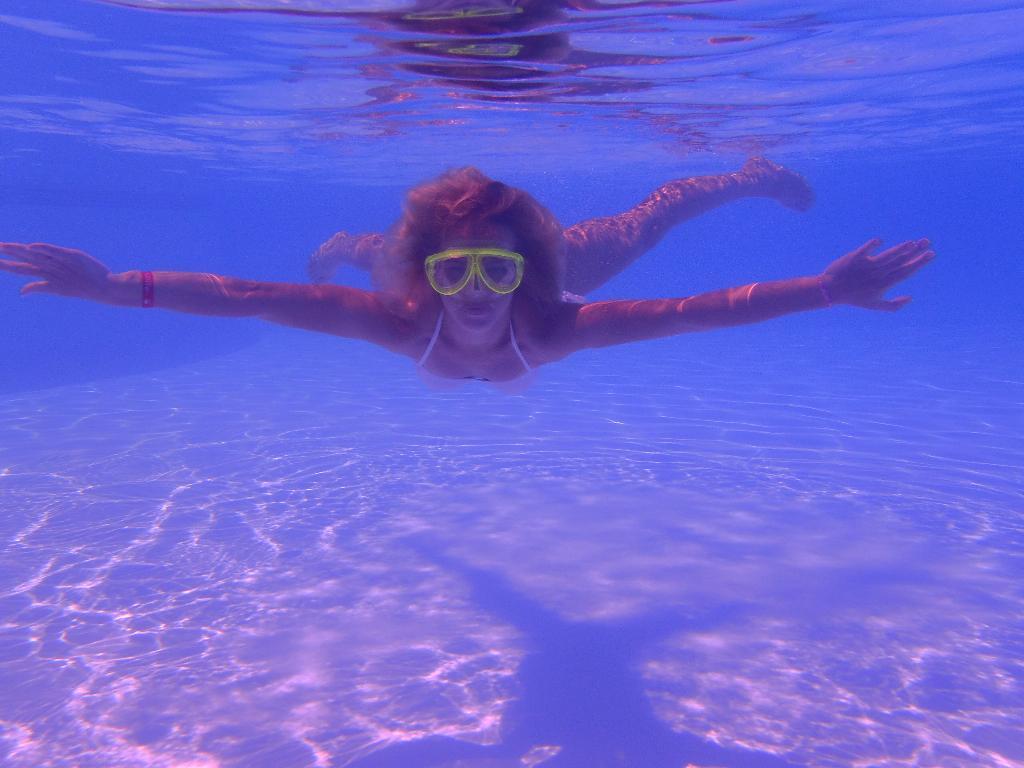 В подводном мире!. По морям, по волнам...