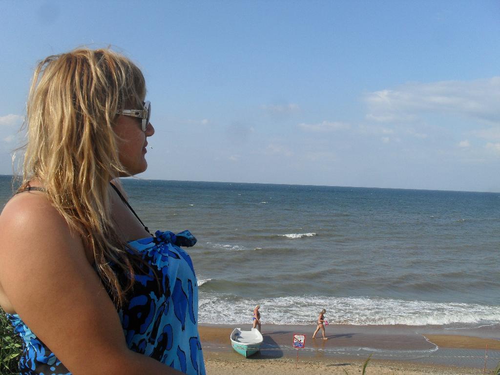 'Моё море...'. По морям, по волнам...