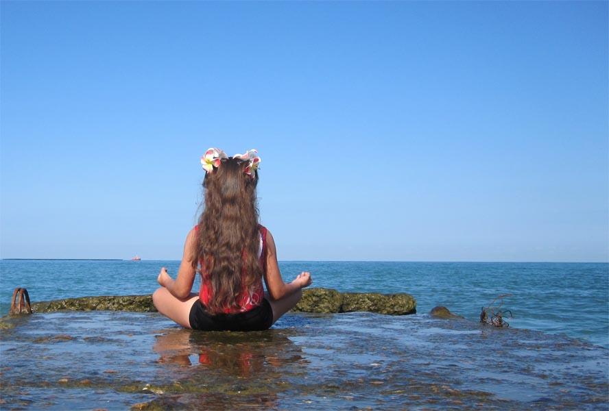 там, где пирс сливается с морем.... По морям, по волнам...